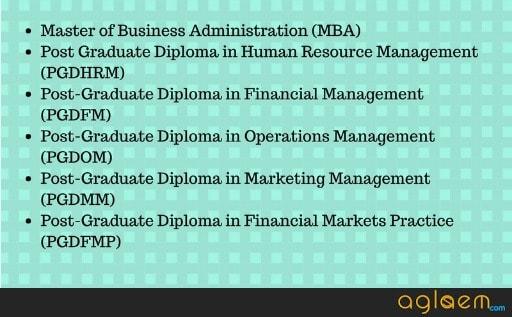 IGNOU MBA specialization