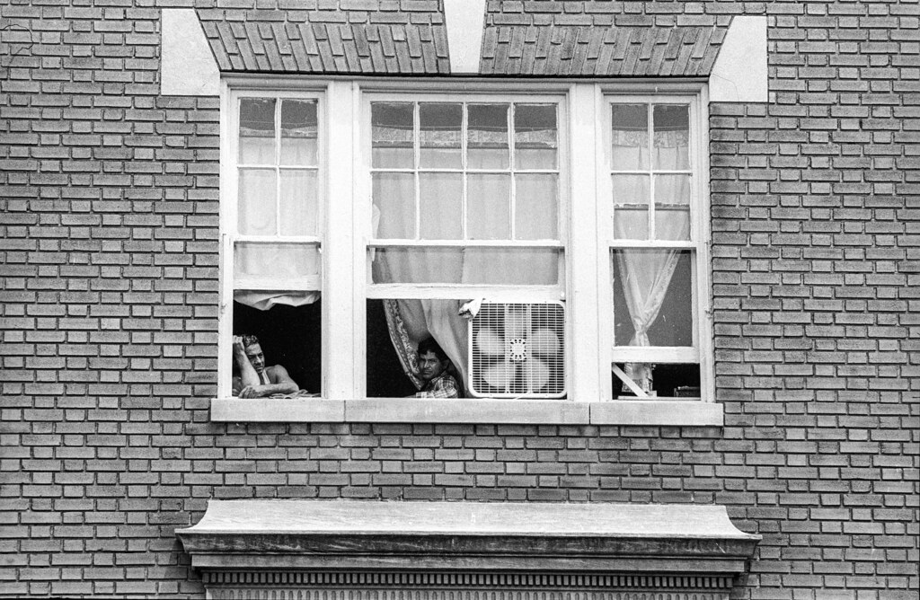 Columbia Road, Washington, 1985 +can-180420-0001 | by Marcelo  Montecino