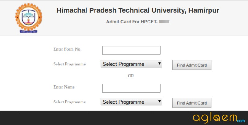 HPCET 2018 Admit Card (MBA Entrance Exam) Download at himtu.ac.in - Download Starts in May  %Post Title, %Post Category, AglaSem