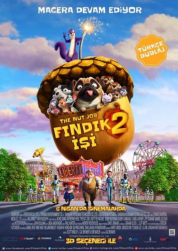 Fındık İşi 2 - Nut Job 2 (2018)