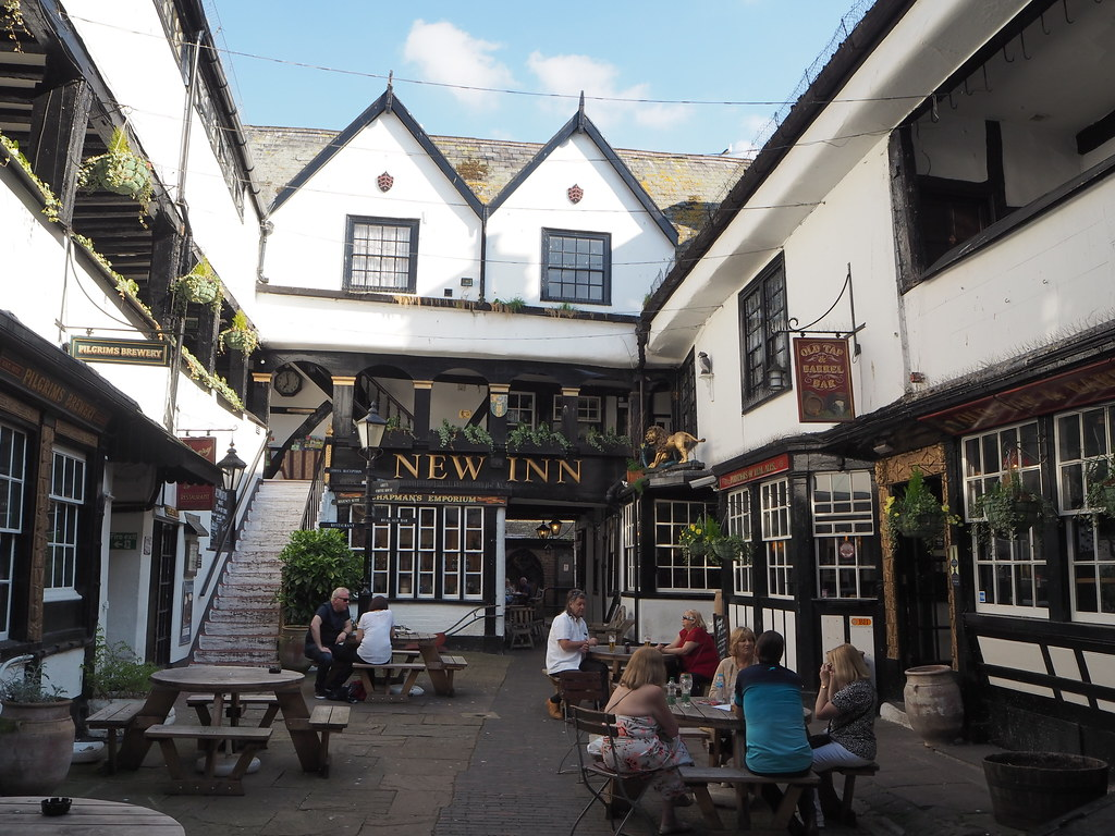 the new inn gloucester uk