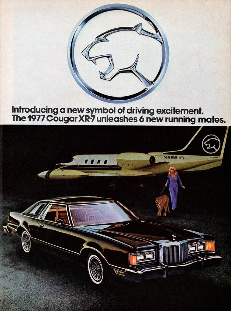 1977 Mercury Cougar Xr 7 Alden Jewell Flickr