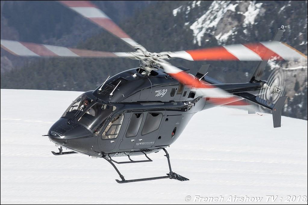 Bell 429 GlobalRanger - F-HPBH , Héli Sécurité