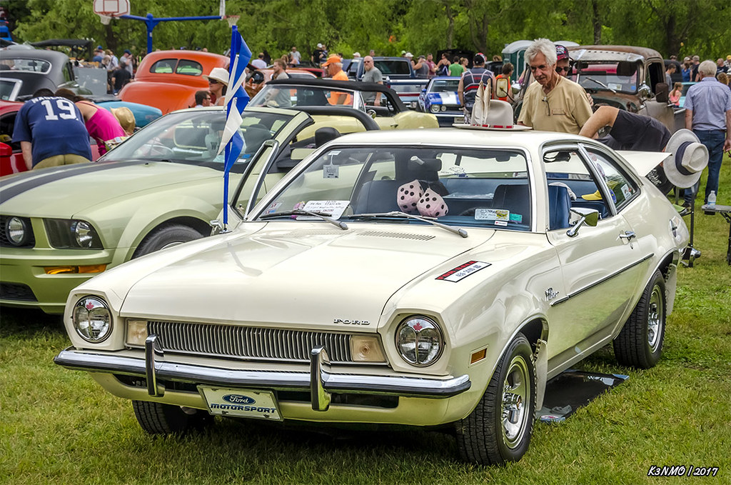 1971 Ford Pinto 2017 Atlantic Nationals Moncton New Brun Flickr