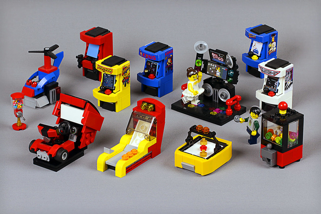 Your Minifigures Will Never Be Bored With This Collection