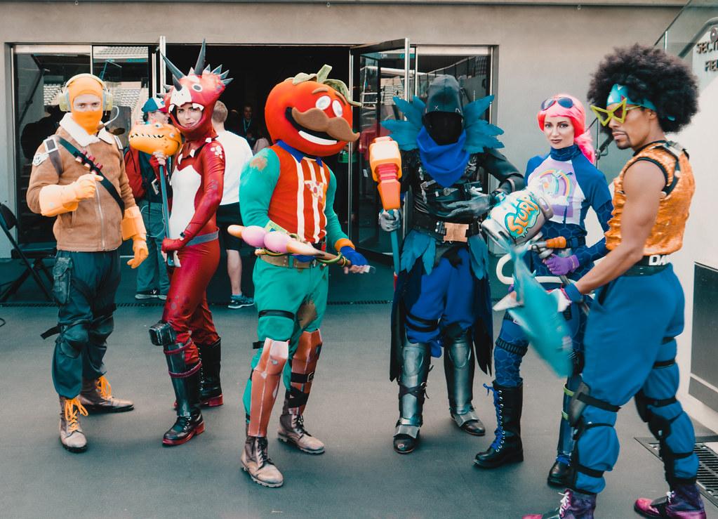 Fortnite at E3 2018 | Sergey Galyonkin | Flickr
