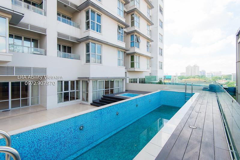 The EveRich căn hộ cao cấp có hồ bơi riêng 28