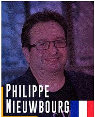 Philippe Nieuwbourg, Vocero evento Big Data