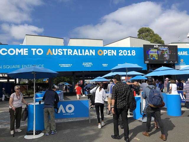 墨爾本澳網公開賽