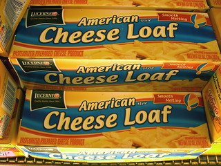 American cheese loaf | by WordRidden