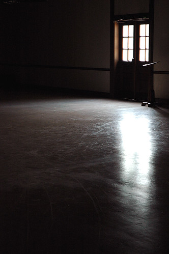 Empty Art Gallery | This room is often a showcase for the ...