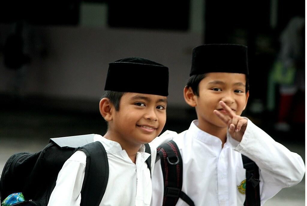 マレーシアの学生