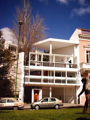 Casa curutchet le corbusier la plata argentina carolina moya flickr - Le corbusier casas ...