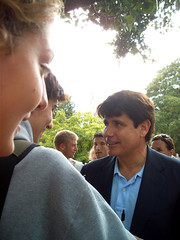 "Gov. ""Hot Rod"" Blagojevich @ Illinois State University 