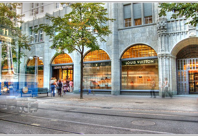 Louis Vuitton Shop Zürich
