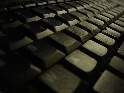 Laptop Keyboard | by Peter Huys