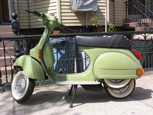 Side By Side For Sale >> 1979 Vespa P200E, Fully Restored (For Sale!) | This is a sid… | Flickr