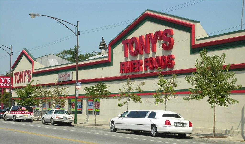 Tony S Finer Foods On Elston
