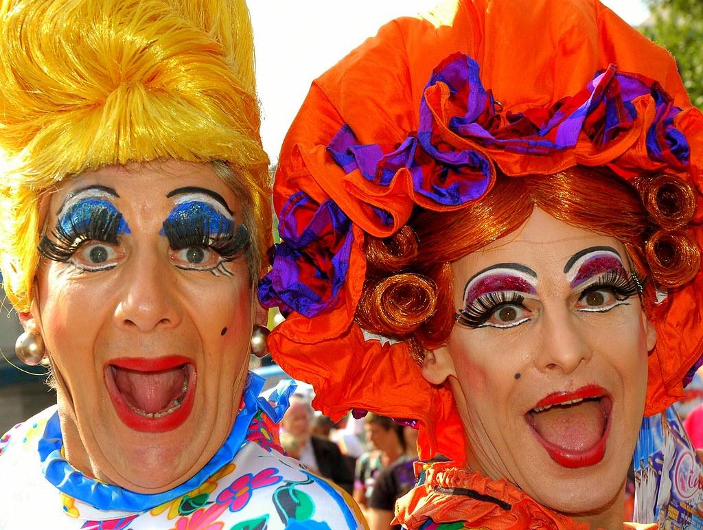 Birmingham ArtsFest 2006 : The Ugly Sisters
