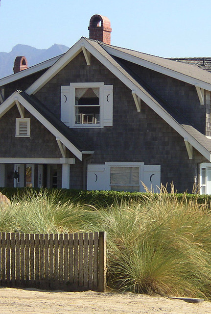 Crescent Moon Shutters A House Overlooking Cannon Beach