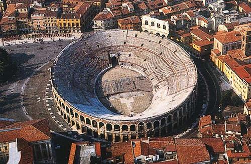 Image result for verona roman amphitheatre