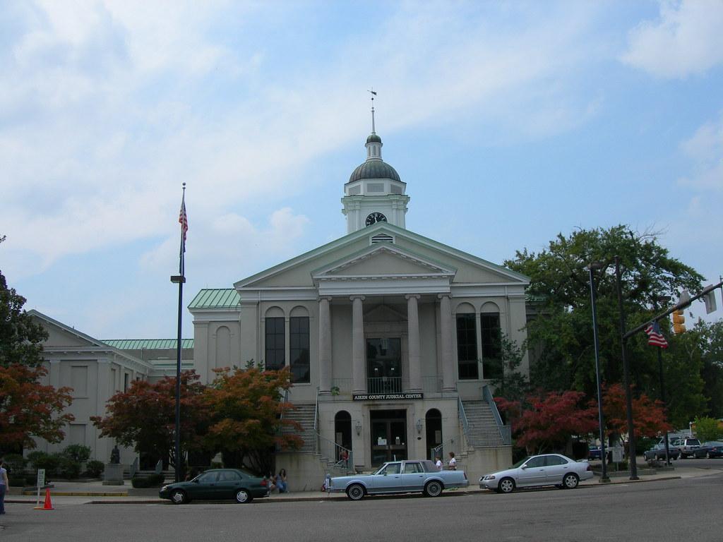 Aiken county court house aiken south carolina county for R kitchen south carolina