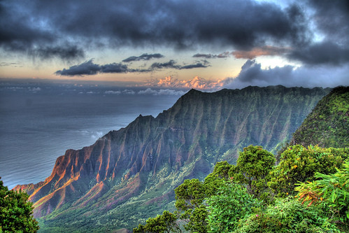Kalalau Lookout, Kauai | by Kaldoon