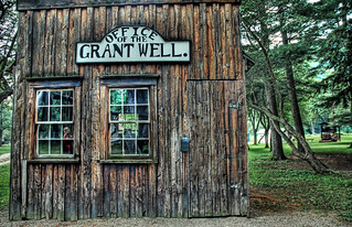 Office of the Grant Well | by Stuck in Customs