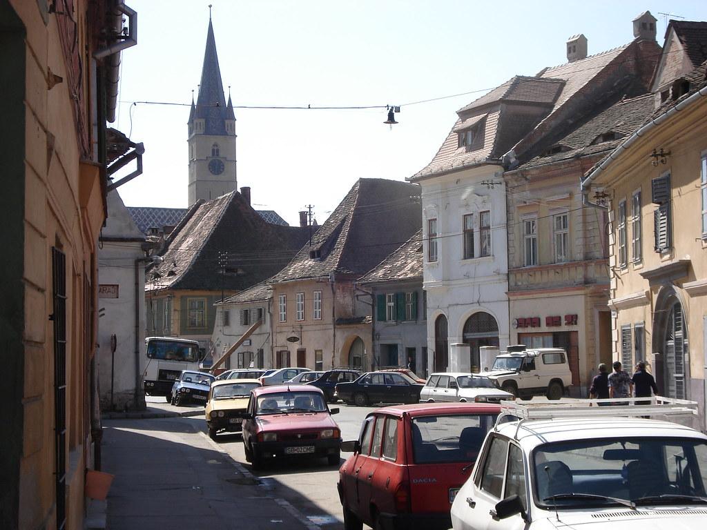Oraşul de jos, Sibiu 3