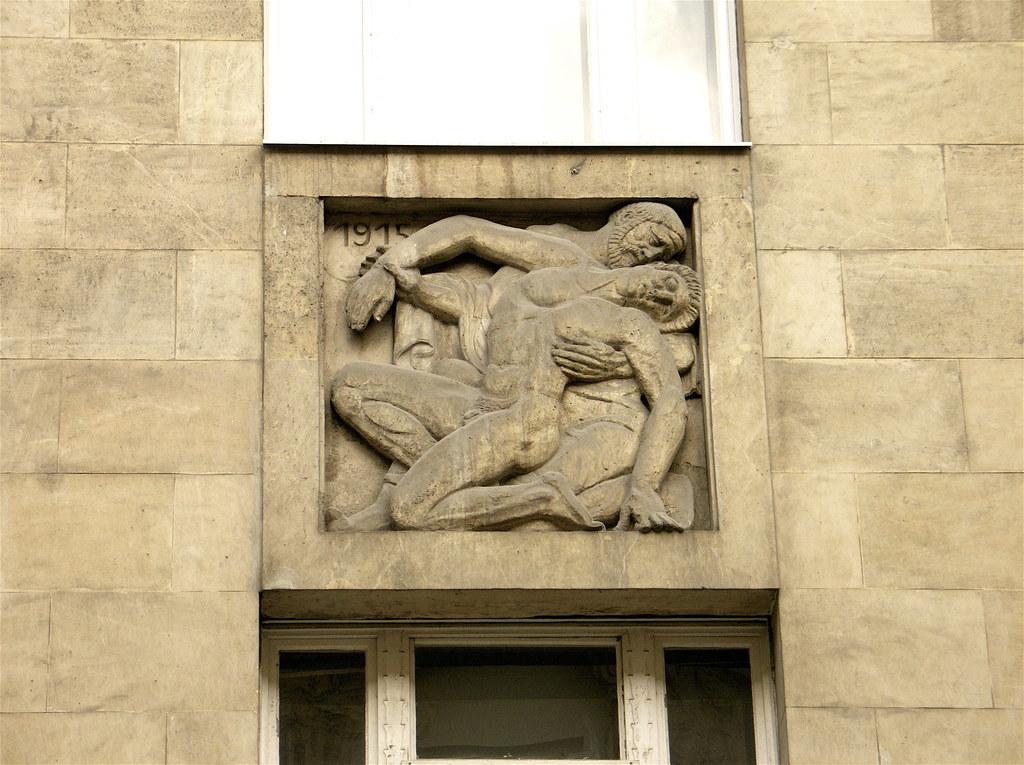 Budapest Art Deco | Sandra Cohen-Rose and Colin Rose | Flickr