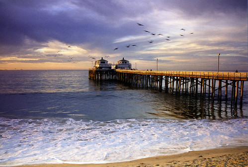 Malibu Pier California | by Marvs Images