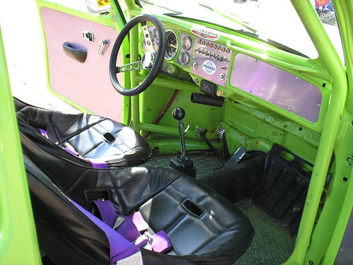 Baja Bug Interior Len Cleavelin Flickr