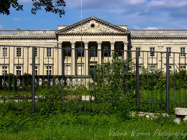 Lynnewood Hall In Elkins Park Pa Flickr Photo Sharing