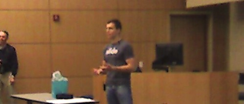 Max Levchin at ACM Conference UIUC Oct 21, 2006 | by JAWspeak