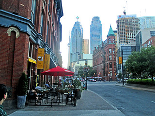 Old Town 06 - Front St - St Lawrence, Gooderham Bldg | by worldtravelimages.net