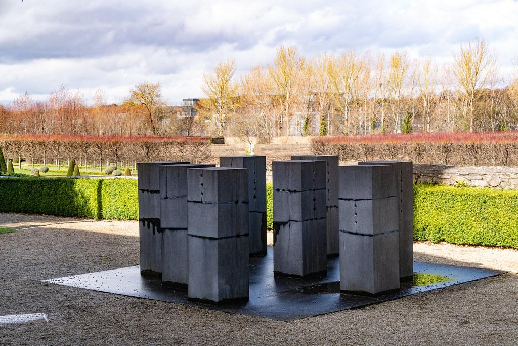 8 Limestones by Ulrich Rückriem [ It Is Not A Ventilation System ] 005