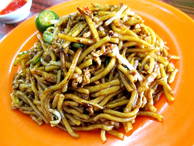 Friends' Kopitian mee mamak