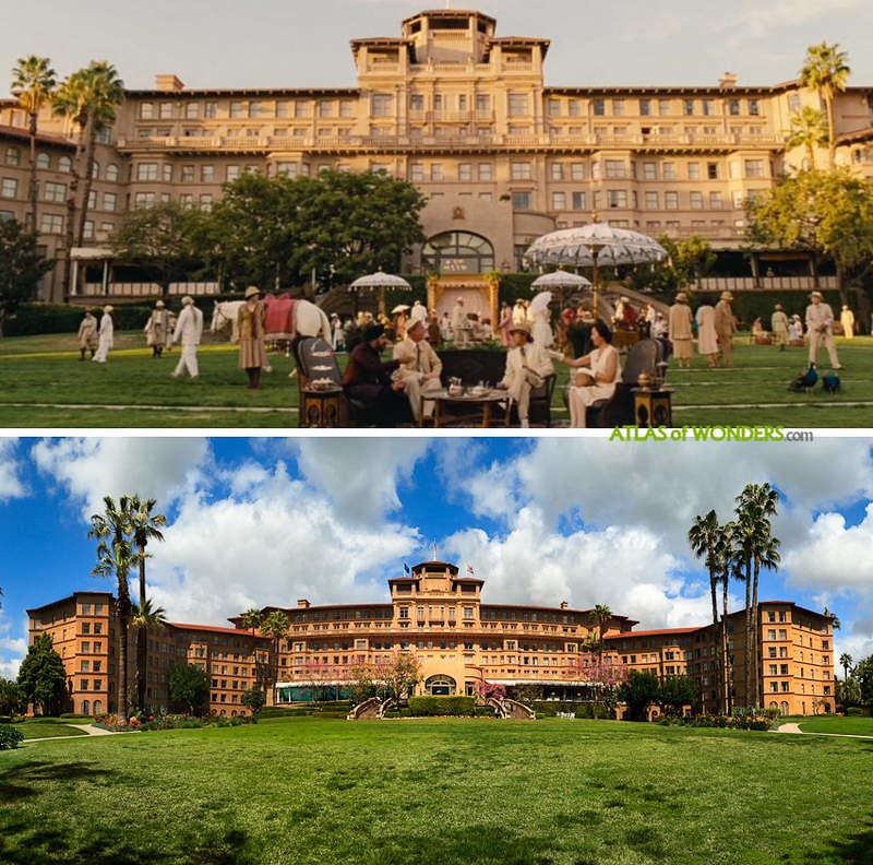 Where was Westworld India Park filmed
