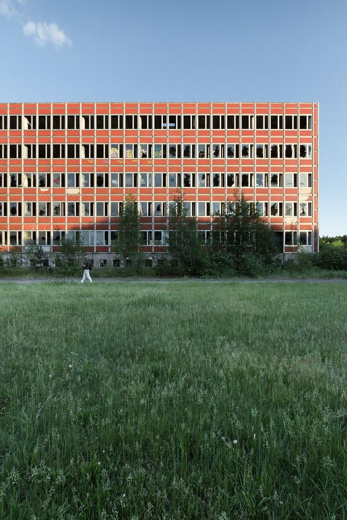 Roter Block Eberswalde Eberswalde Nahe Berlin Mg 2922 Flickr