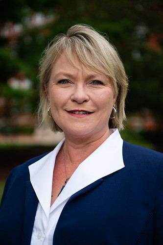 Annette Ranft, the eighth dean of Auburn University's Harbert College of Business, is pictured.