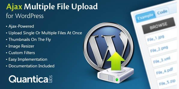 The 6 Best WordPress File Upload Plugins for 2020 4