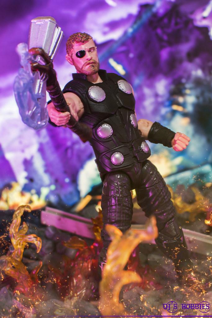 Infinity War Thor Marvel Legends Infinity War Thor That