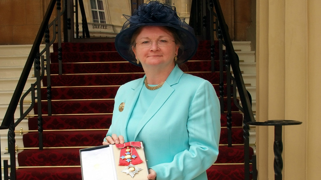 Vice-Chancellor, Professor Dame Glynis Breakwell