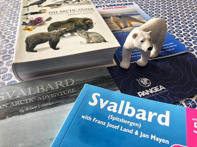 Me voy de viaje a Svalbard