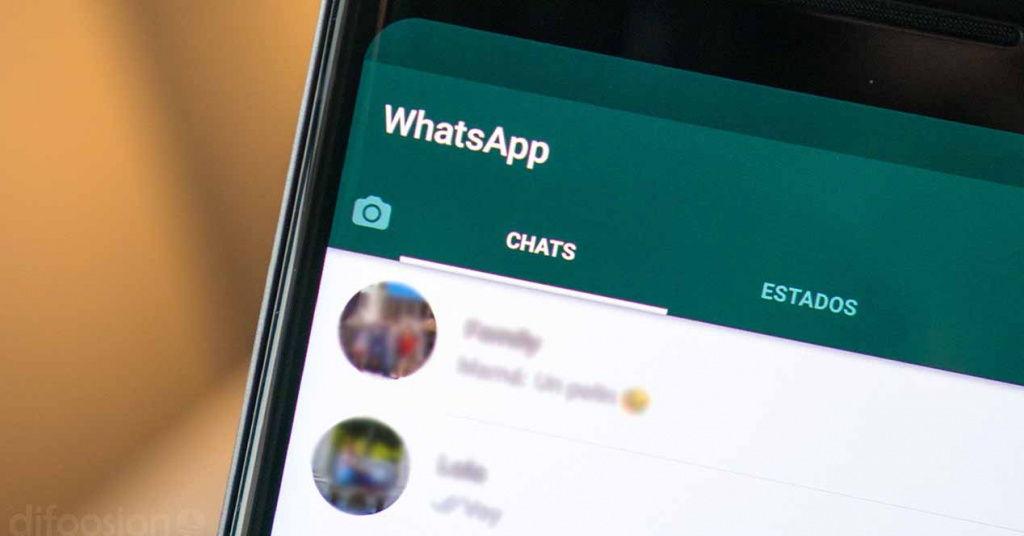 WhatsApp introduce la selección múltiple de chats para acciones rápidas