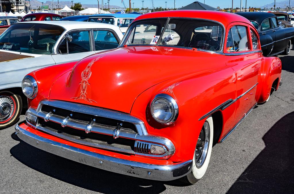 Viva Las Vegas Rockabilly 2018 Hot Rodder Car Show