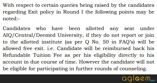 NEET PG Counselling 2018 and Seat Allotment - MCC