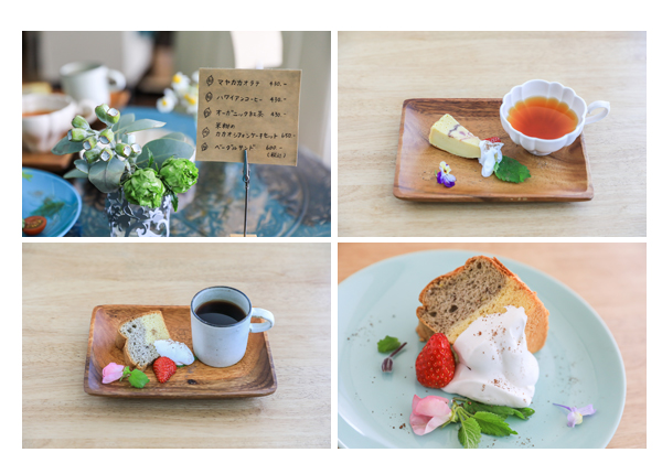 カカオカフェ(cacao cafe)/愛知県瀬戸市のケーキセット