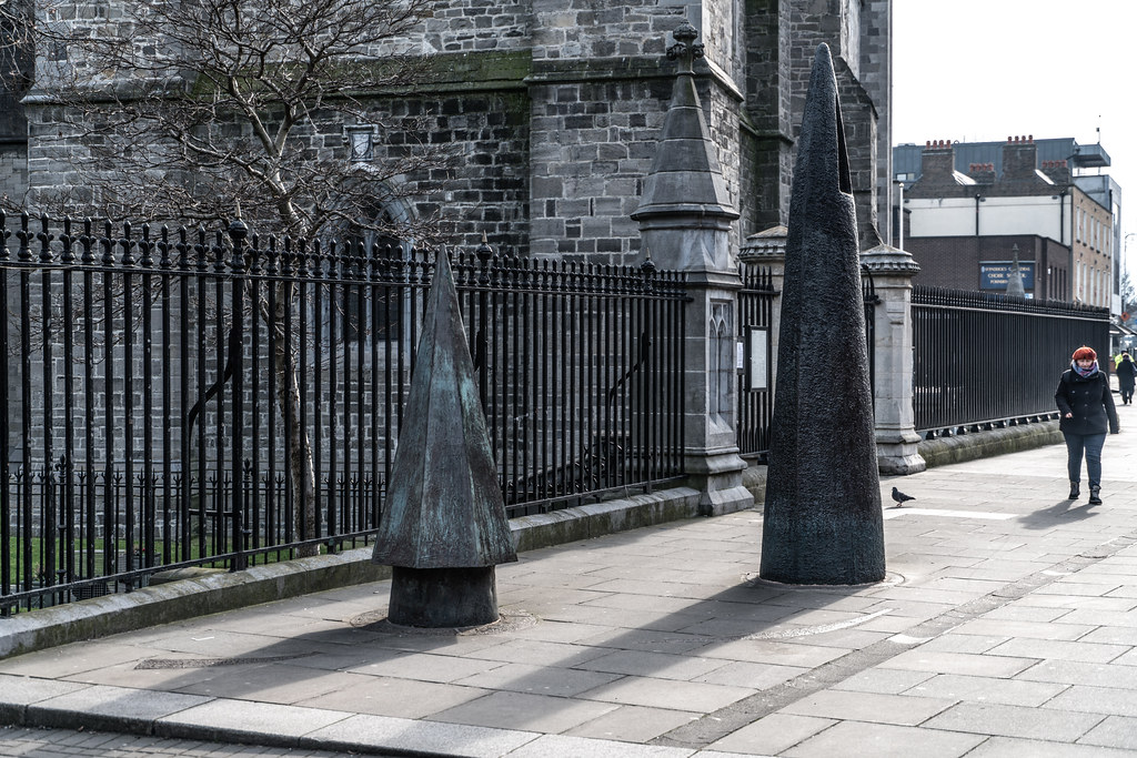 SENTINEL  - SAINT PATRICK'S CATHEDRAL 006