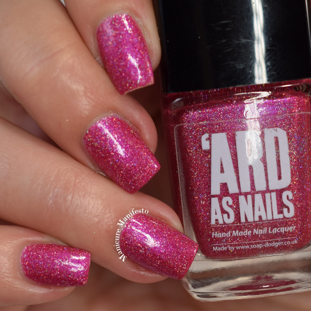 Ard As Nails Pizzazz review